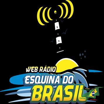 Web Rádio Esquina do Brasil screenshot 1