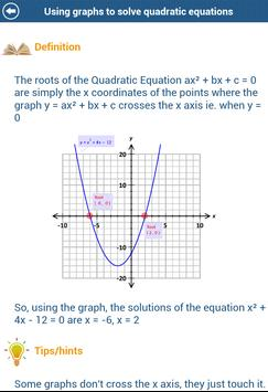 GCSE Maths Algebra Revision LE screenshot 17
