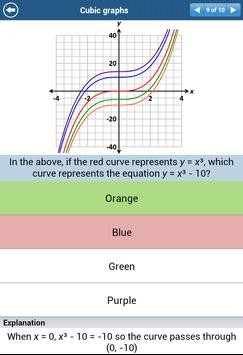 GCSE Maths Algebra Revision LE screenshot 20