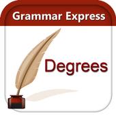 Grammar Express : Degrees Lite icon