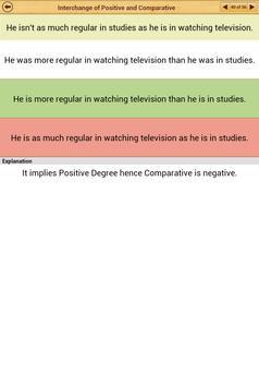 Grammar Express : Degrees Lite screenshot 13