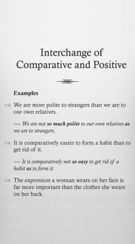 Grammar Express : Degrees Lite screenshot 3