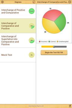 Grammar Express : Degrees Lite screenshot 8