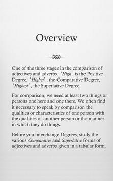 Grammar Express : Degrees Lite screenshot 9
