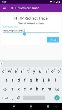 HTTP Redirection Trace imagem de tela 1