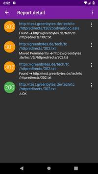 HTTP Redirection Trace imagem de tela 5