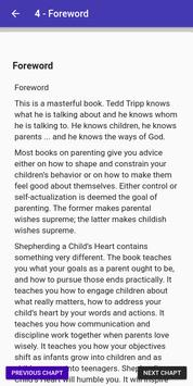Shepherding a Child's Heart By Tedd Trip poster