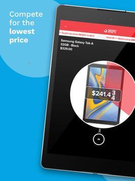 DROPIT -  The Drop Auction App screenshot 10
