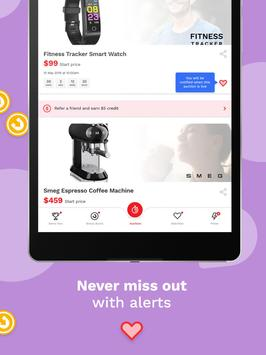 DROPIT -  The Drop Auction App screenshot 9