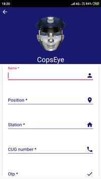 Copseye 2.0 screenshot 1