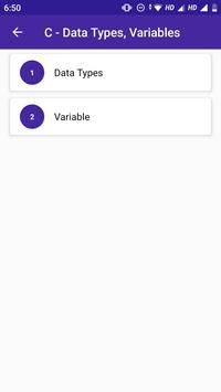 C Programming screenshot 4