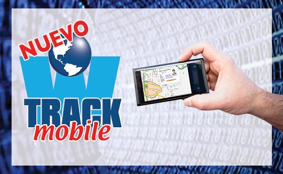 Webtrack Mobile الملصق