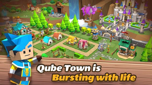 QubeTown poster