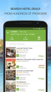 Wego Flights & Hotels screenshot 3