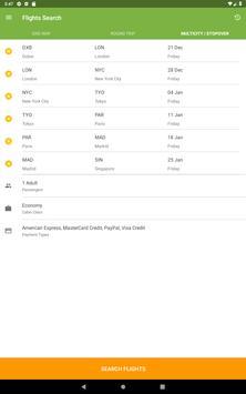 Wego Flights, Hotels, Travel Deals Booking App screenshot 11