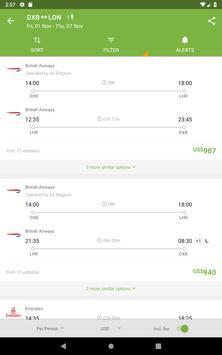 Wego Flights & Hotels screenshot 17