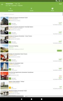 Wego Vluchten en Hotels screenshot 9