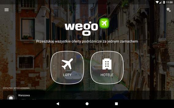 Wego Tanie Loty i Hotele screenshot 19
