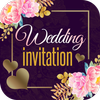 Wedding Invitation Card Zeichen