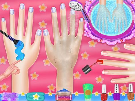Princess Spa And Prom Spa Salon Game screenshot 4