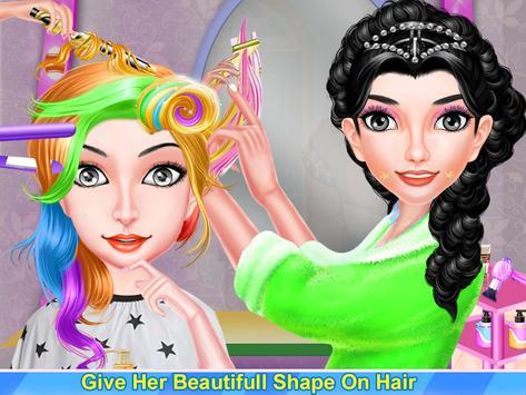 Princess Spa And Prom Spa Salon Game poster