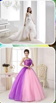 latest wedding dresses poster