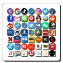 all in one social apps social networks APK Android