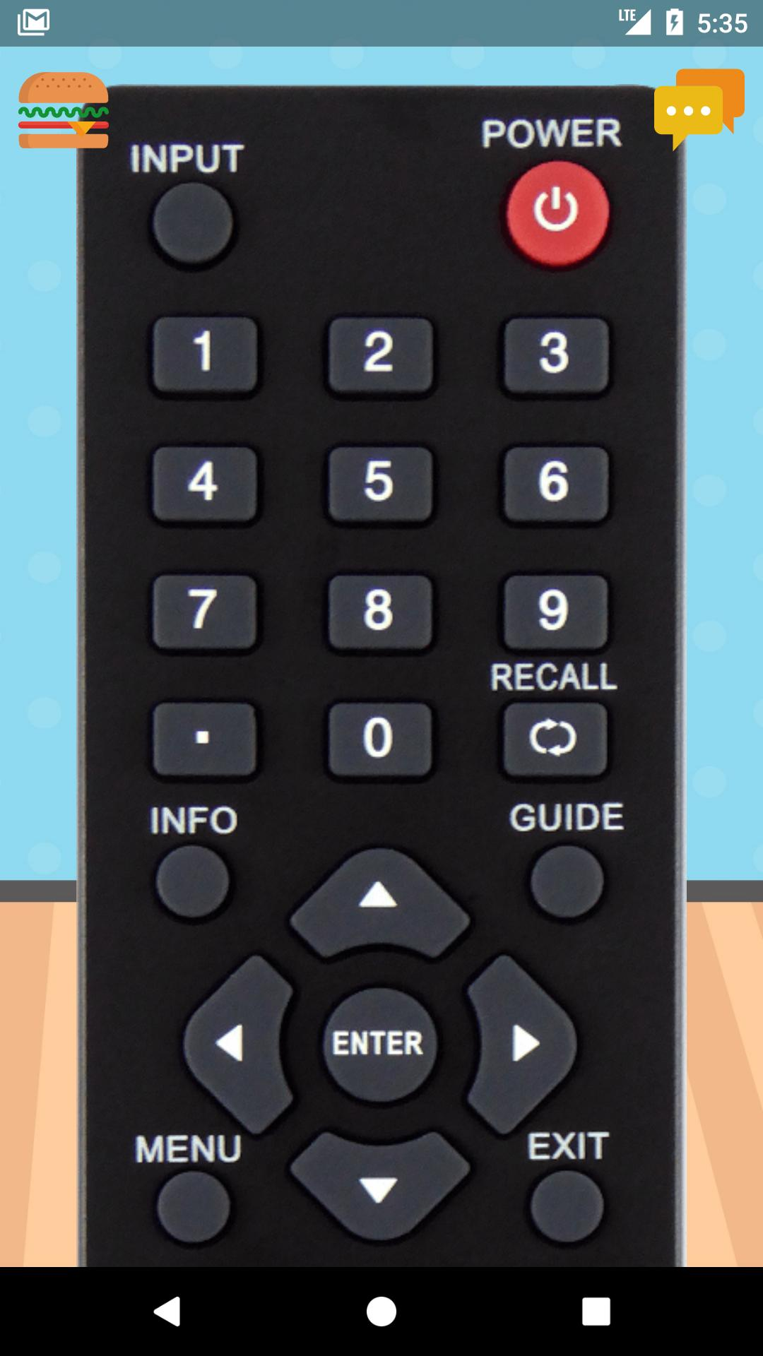 Remote Control For Dynex Tv For Android Apk Download