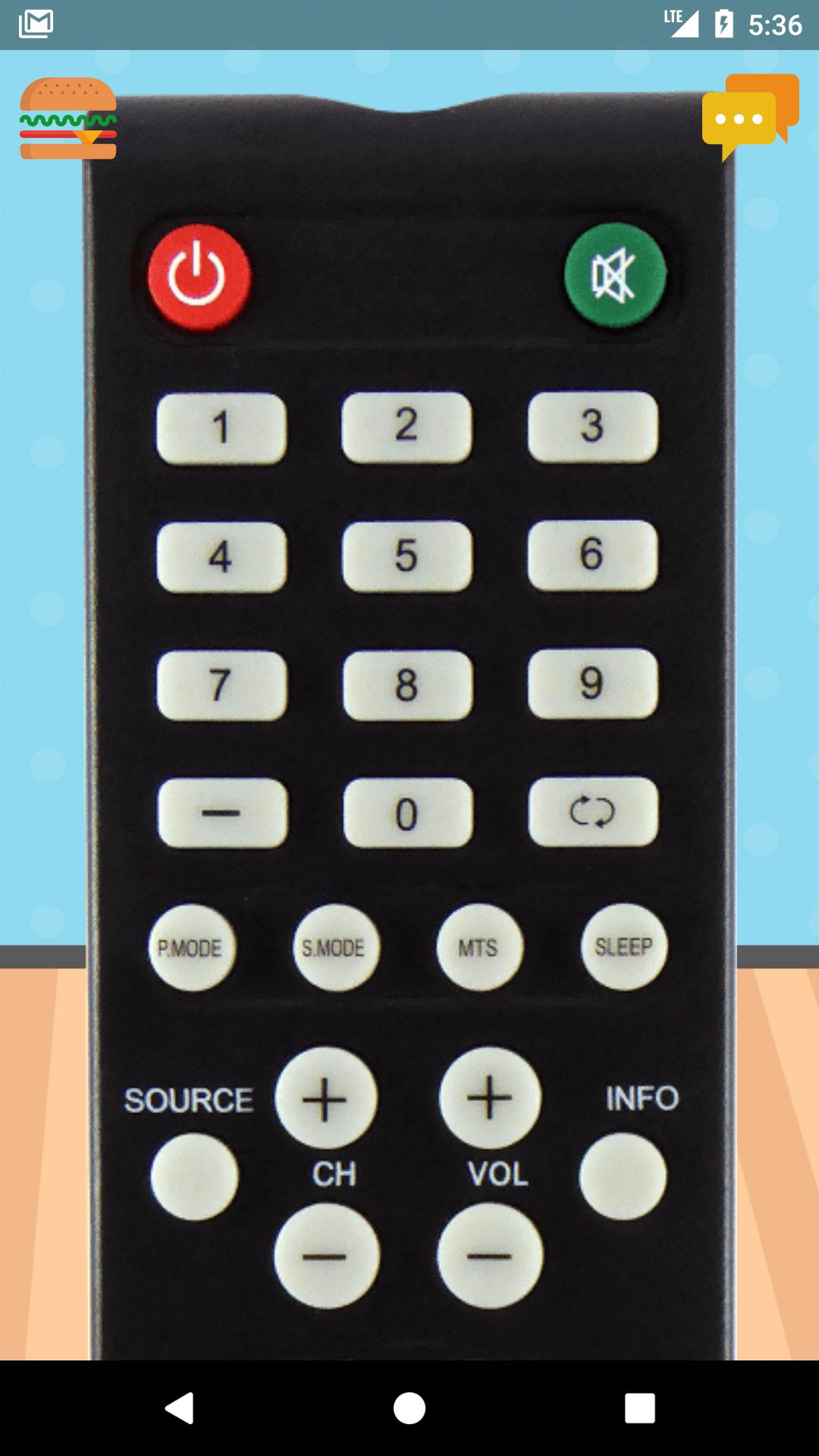 Remote Control For Element TV for Android - APK Download