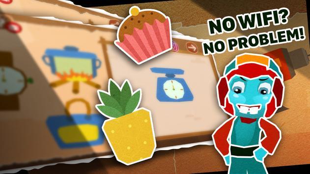Chigiri : Puzzle en papier capture d'écran 4