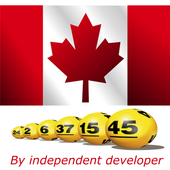 Canada Lotto icon