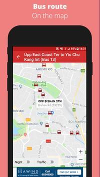 SG Bus screenshot 3