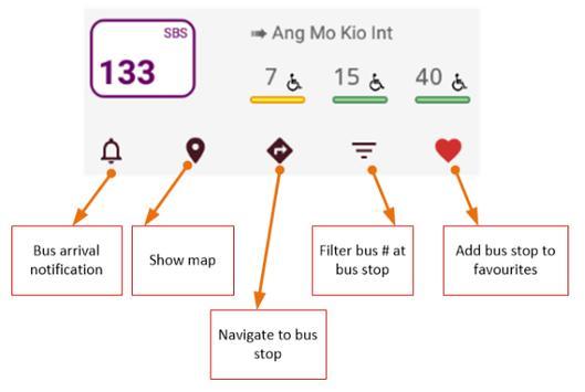 SG Bus screenshot 6