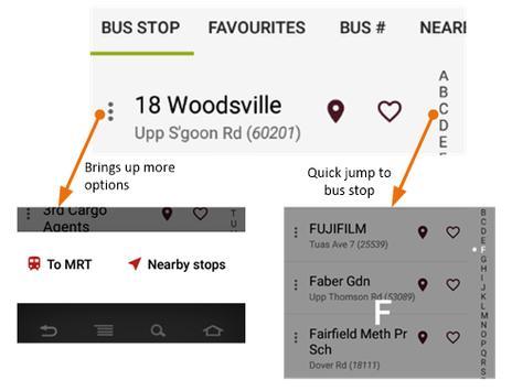 SG Bus screenshot 7