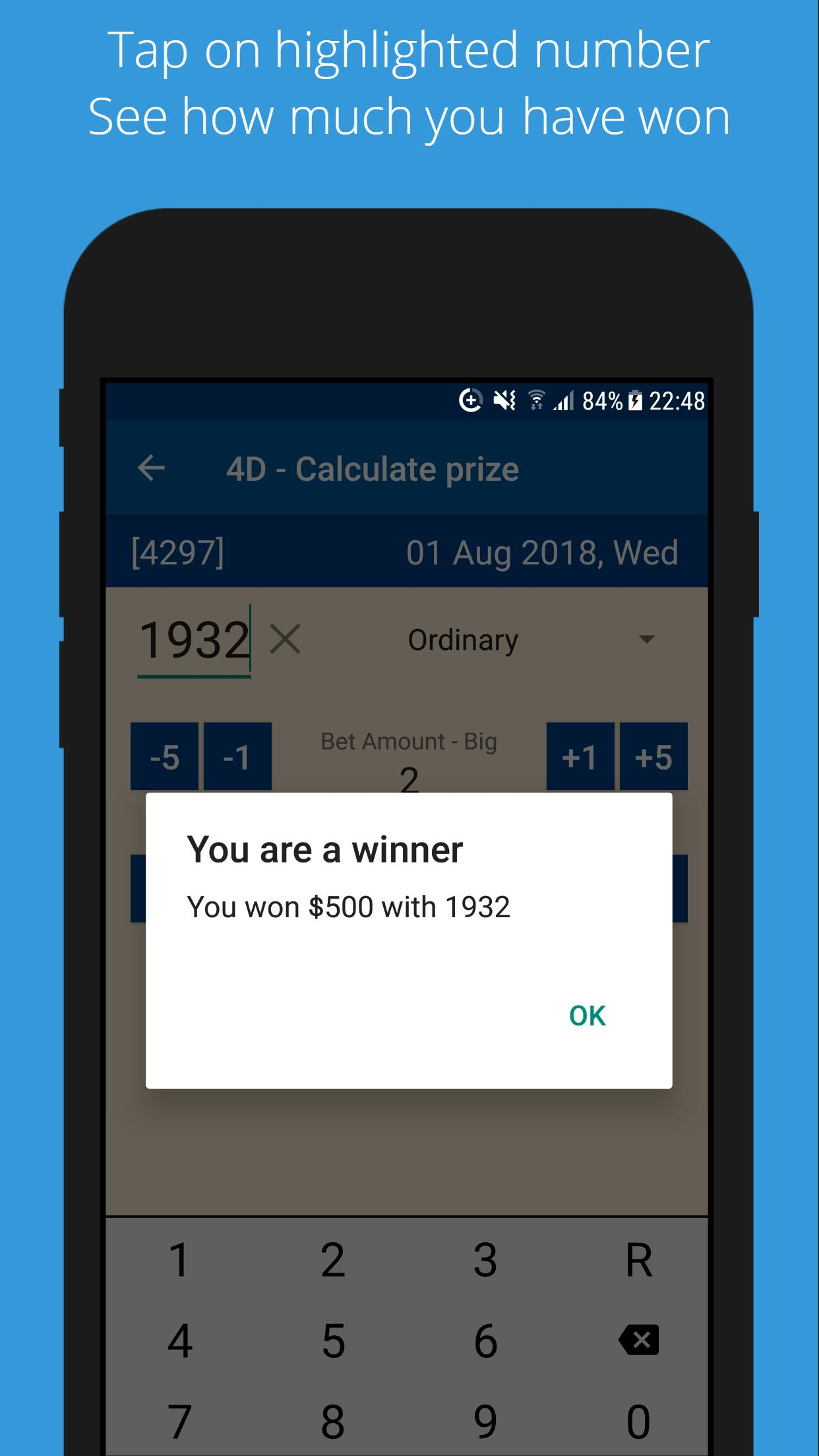 SG 4D, Toto, Big Sweep for Android - APK Download