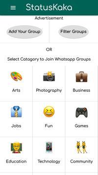 Free Video,Image Status,Group Links by StatusKaaka screenshot 1