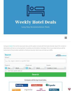 Weekly Hotel Deals screenshot 17