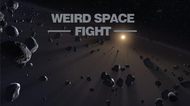 Weird Space Fight poster