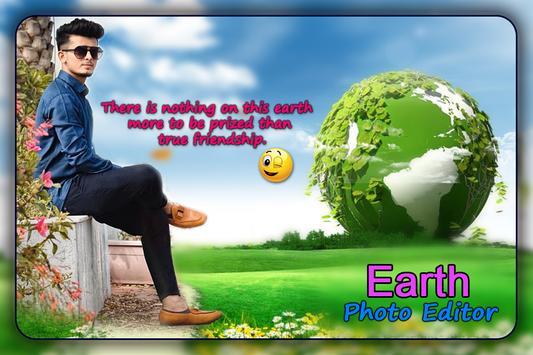 Earth Photo Editor screenshot 1