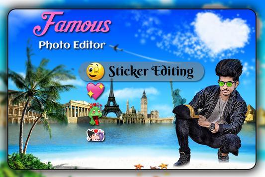 Famous Photo Editor screenshot 4