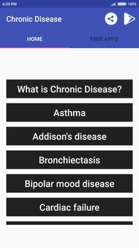 Chronic Diseases And Conditions screenshot 1
