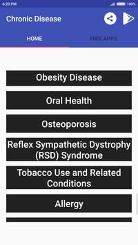 Chronic Diseases And Conditions screenshot 2