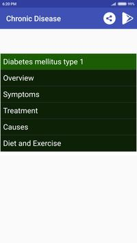 Chronic Diseases And Conditions screenshot 5