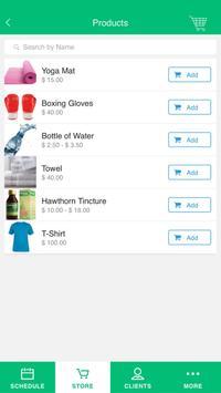 WellnessLiving Elevate Staff App screenshot 1