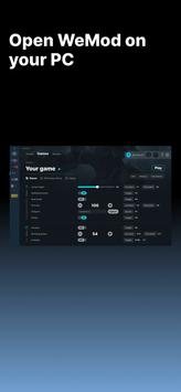 WeMod Ekran Görüntüsü 1