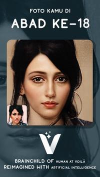 Voilà AI Artist Foto Editor screenshot 3
