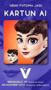 Voilà AI Artist Foto Editor screenshot 5
