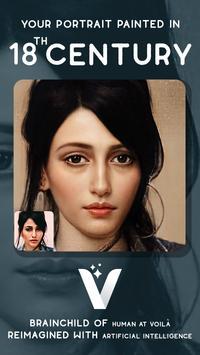 Voilà AI Artist - Photo to Cartoon Face Art Editor screenshot 1