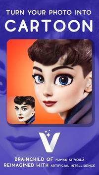 Voilà AI Artist foto-editor screenshot 5