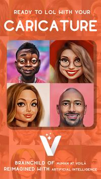 Voilà AI Artist - Photo to Cartoon Face Art Editor screenshot 5